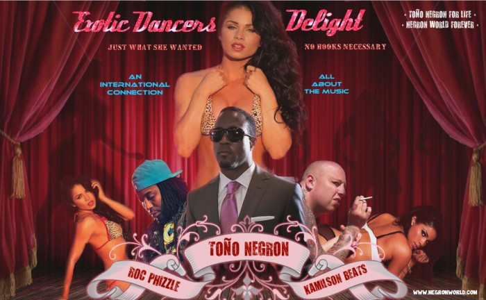 EXOTIC DANCERS DELIGHT